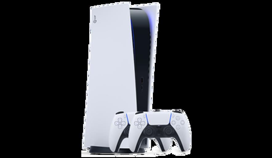 بلاي ستيشن 5 ديجيتال مع جهاز تحكم إضافي