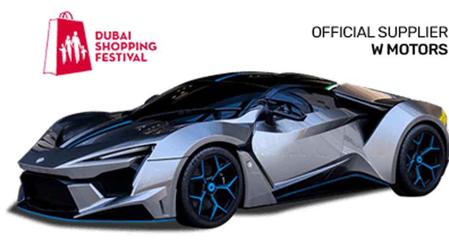 W Motors Fenyr SuperSport or AED2,000,000 Cash