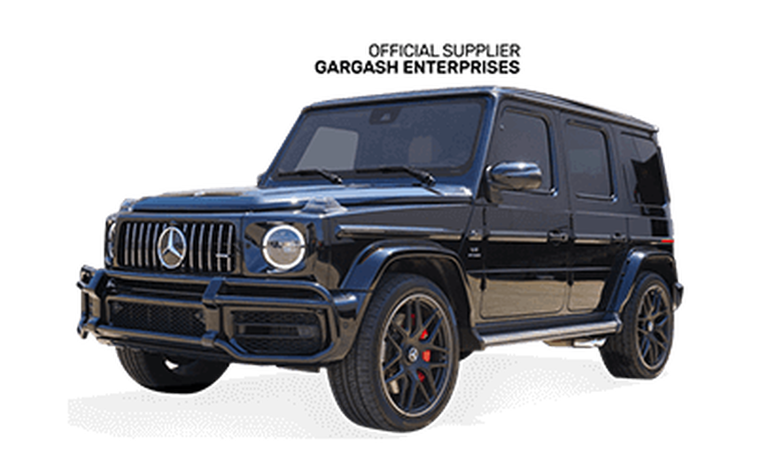The all new Mercedes G63 AMG 2020 prize