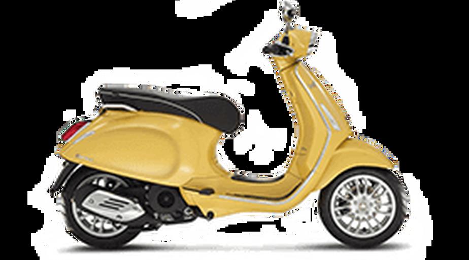 سكوتر Vespa Sprint بمحرك 150 سي سي