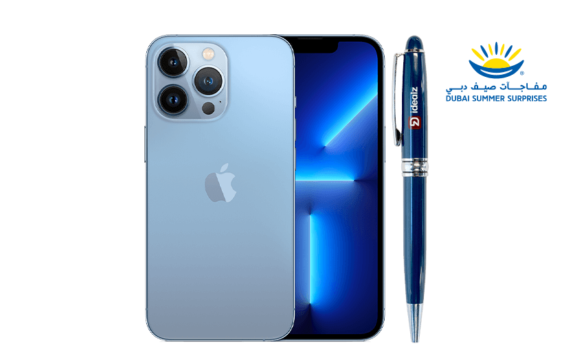 iPhone 13 Pro combined
