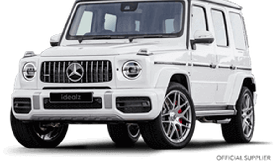 The all new Mercedes G63 2019