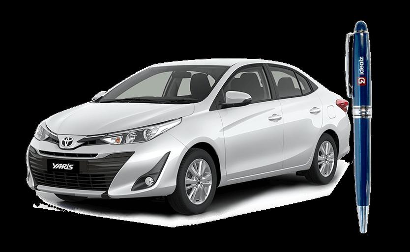 2021 Toyota Yaris combined