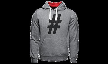 Hashtag Hoodie