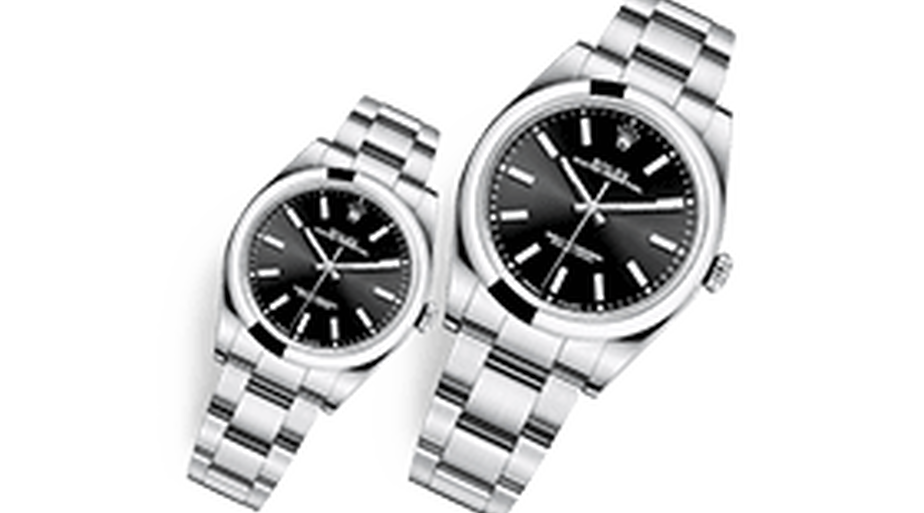 Rolex His & Hers
