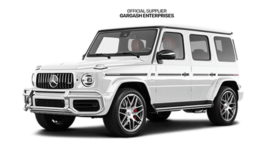 The all new 2021 Mercedes G63 AMG